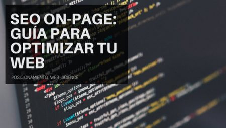 SEO on-page: Guía para optimizar tu web