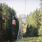 Cable car to Mount Pilatus