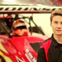 Johnson Chases For Checkered Flag: An interview with Petaluma's Chase Johnson