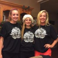 Let The Games Begin! Lisa Draper Posts First Positively Petaluma T-Shirt Photo