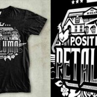 NEW: Special Limited Edition Positively Petaluma Shirts - Only $5.00 With $1.00 Going to COTS