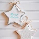 DIY Star Ornaments (Swell Noël #14)