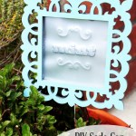 DIY Soda Can Garden Labels with Michaels #Relove