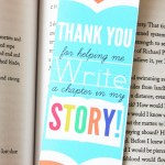Teacher Appreciation Bookmarks (Free Printables!)