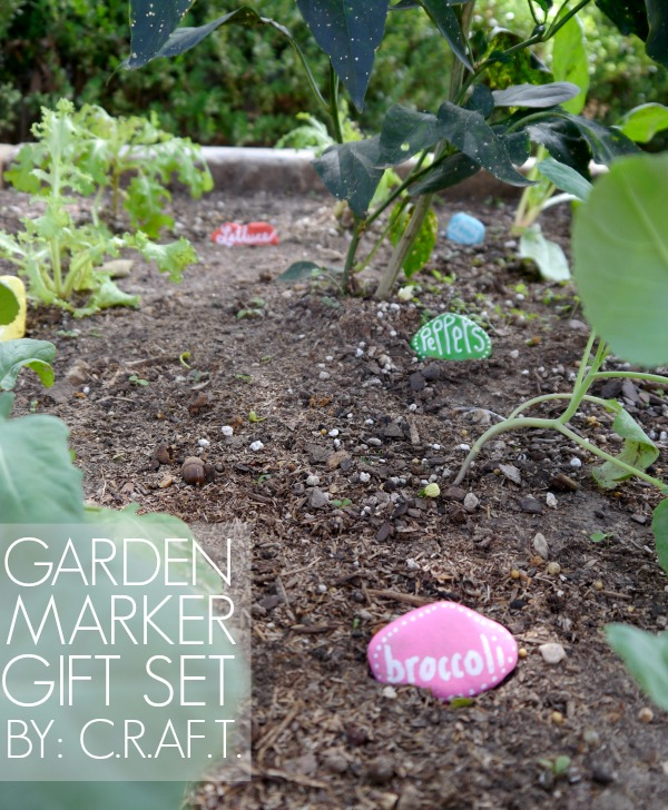 DIY Garden Marker Gift Set