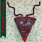 Reindeer Fudge Recipe #SwellNoel