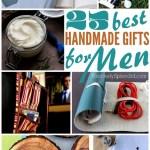 25 Handmade Gifts for Men