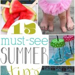 15 Brilliant Summer Tips and Ideas
