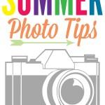 Summer Photo Tips #HPFamilyTime