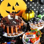 Easy and Fun Kids' Halloween Party #HersheysHalloween