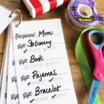 Printable Holiday Gift Organizer #MakeAmazing