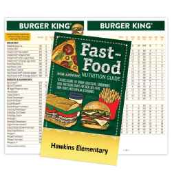 Pristine Fast Food Nutrition Guide Personalization Available Fast Food Nutrition Guide Personalization Available Positive Burger King Adult Meal Toys Burger King Adult Meals