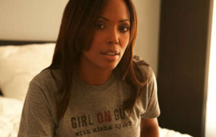 Aisha Tyler adjusted