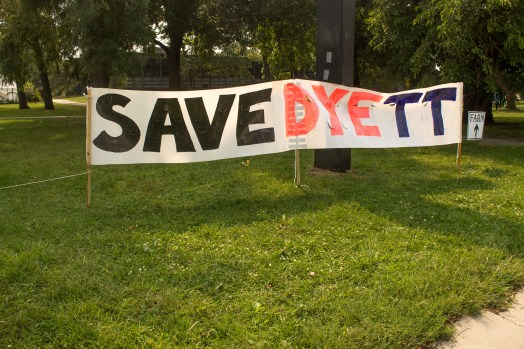 Some residents and community leaders in Bronzeville, a historically black neighborhood on Chicago's South Side, recently ended a month-long hunger strike to save Walter Dyett High School, the last public high school open to anyone in the neighborhood who applied.  At the end of June, Dyett graduated its final senior class, which was made up of just 13 students.