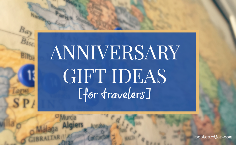 Cotton Wedding Anniversary Gift Ideas Australia : anniversary gift ideas for travelers