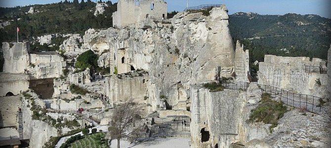Château de Baux — Medieval Fortress