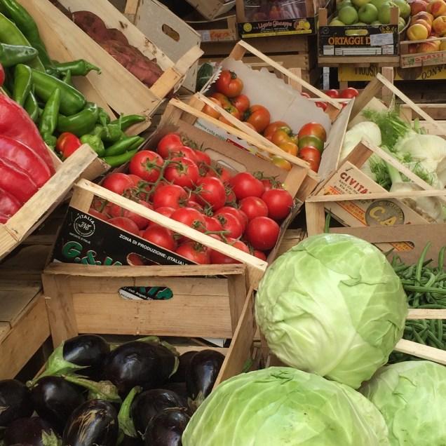 Puglia - Gallipoli market