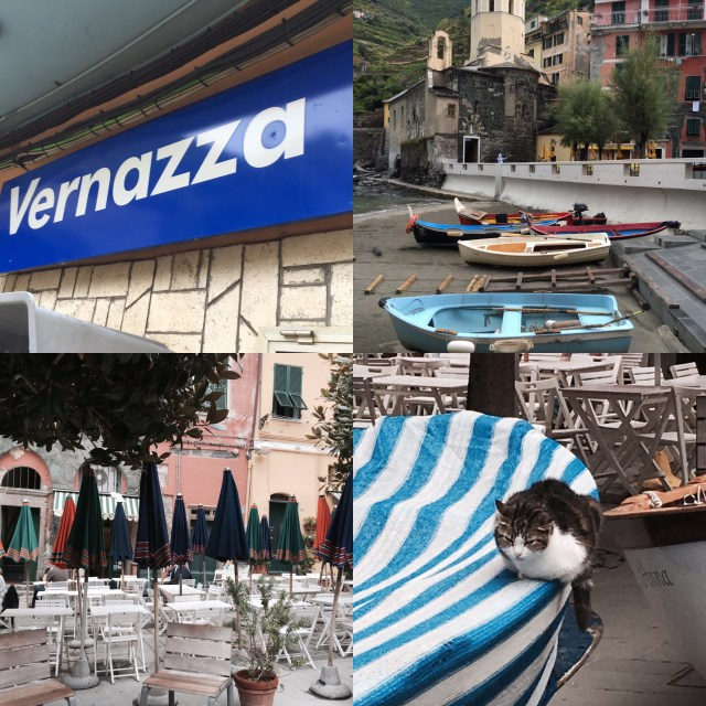 Liguria - Vernazza