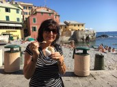 Always time for a gelato...