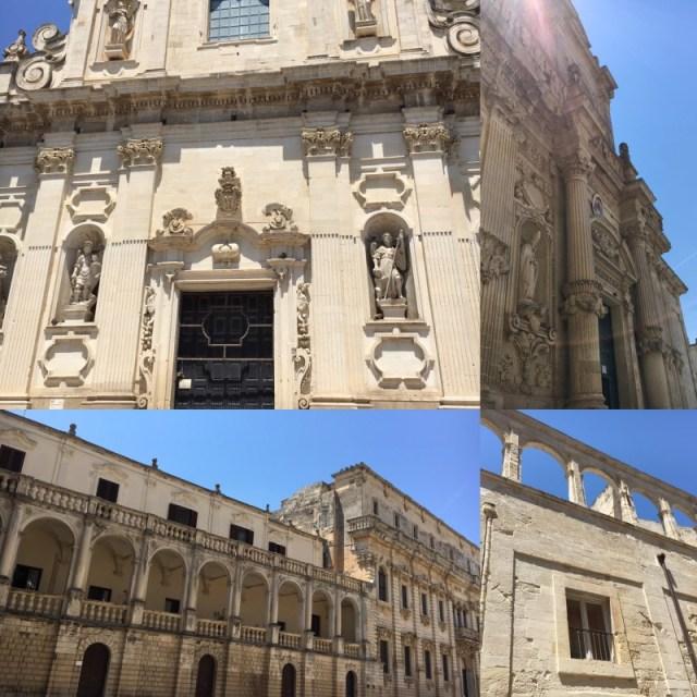 Puglia - Lecce Collage