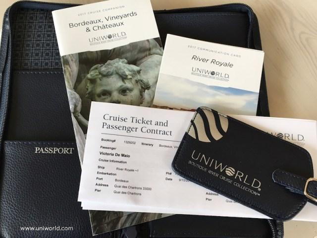 Uniworld Tickets - Bordeaux