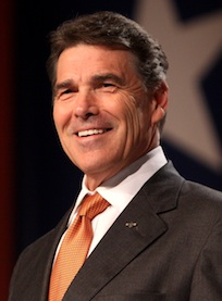 Rick Perry - Image From Wikipedia