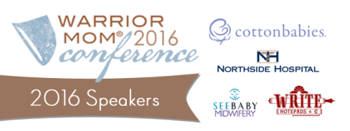 2016 Warrior Mom Conference Speakers