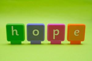 get hope