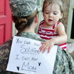 Support for Military Moms with Postpartum Mood Disorders