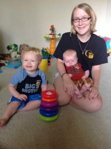 darcie postpartum depression