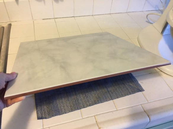 kneading board
