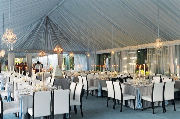 tents How to decorate your outdoor wedding