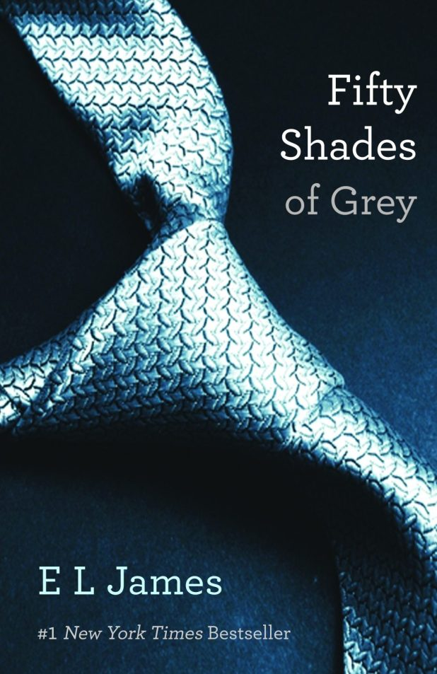 Fifty-Shades-of-Grey Top 20 Selling Books I've ever read