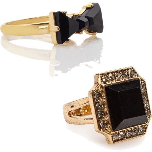 rings1 2013 Top Jewelry Trends