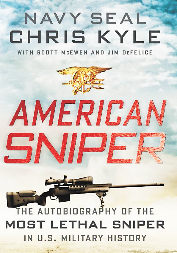 sniper Top 20 Selling Books I've ever read