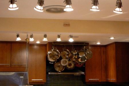 fancy led lighting kitchen