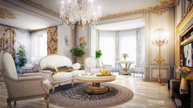grand-victorian-room Stunning And Contemporary Victorian Decorating Ideas