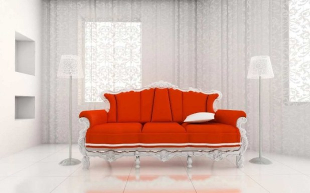 Orange-Sofas-Living-Room-Best-Home-Decors64 Discover the Furniture Trends for 2014
