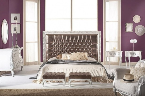 Purple-bedroom-mobilificio-bellutti What Are the Latest Home Decor Trends for 2014?