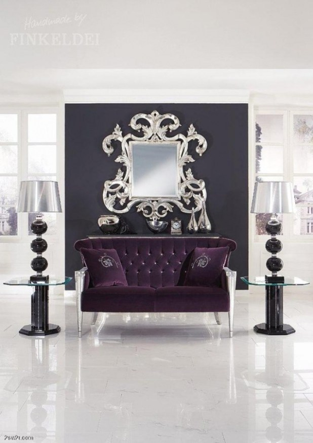 purple4 Discover the Furniture Trends for 2014