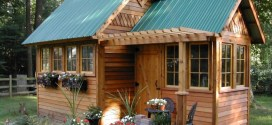 Start Building Amazing Outdoor Sheds and Woodwork Designs