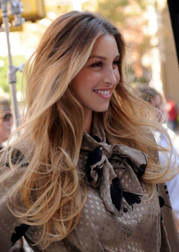 whitney-port-ombre-hair What Are the Latest Beauty Trends for 2014?