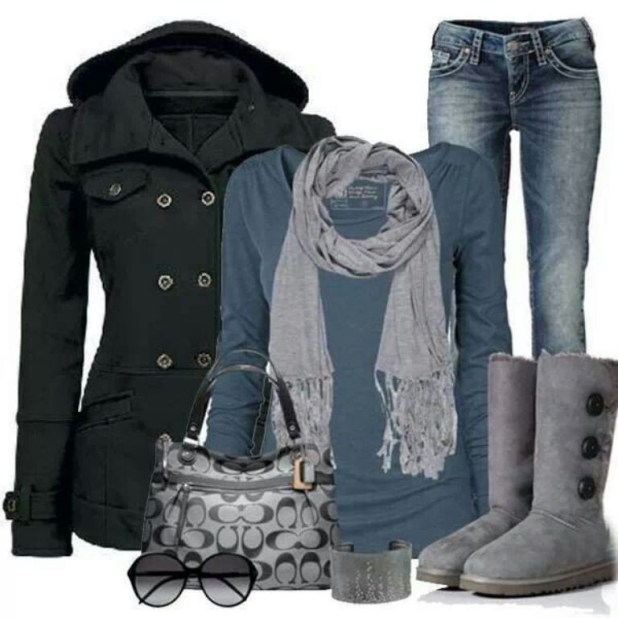 fall-and-winter-outfits-2016-12 79 Elegant Fall & Winter Outfit Ideas 2016