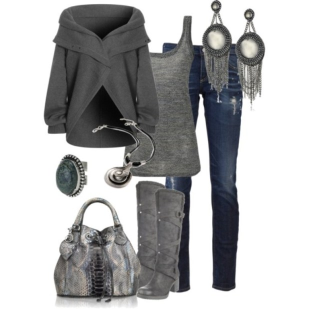fall-and-winter-outfits-2016-20 79 Elegant Fall & Winter Outfit Ideas 2016