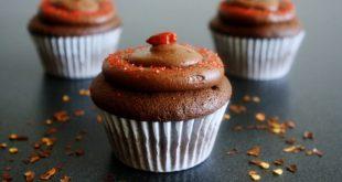 Chocolate Chili cupcake (3)