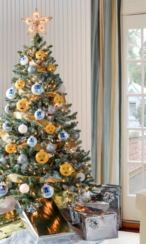 Christmas Decor Of 2017 : Christmas trends home decorating colors for