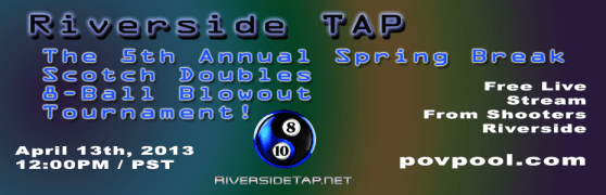 Riverside Tap april 2013