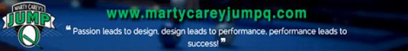 Marty Carey Jump Cue