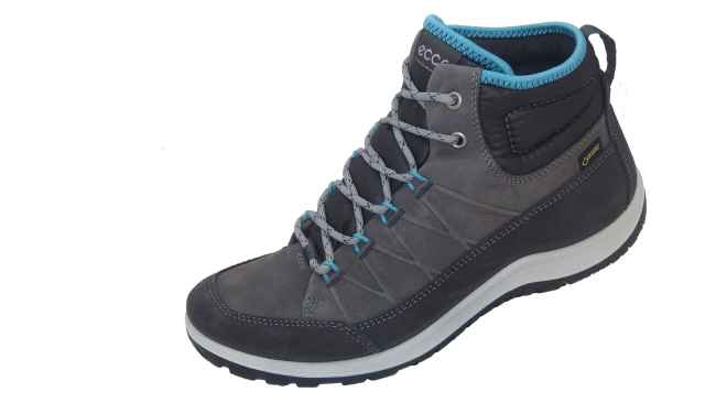 Aspina boot warm grey