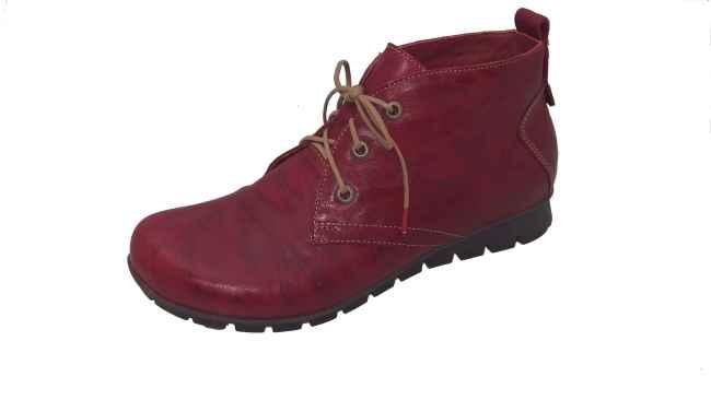 Menscha Boot Red